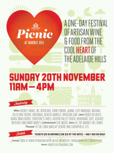 Marble Hill Picnic