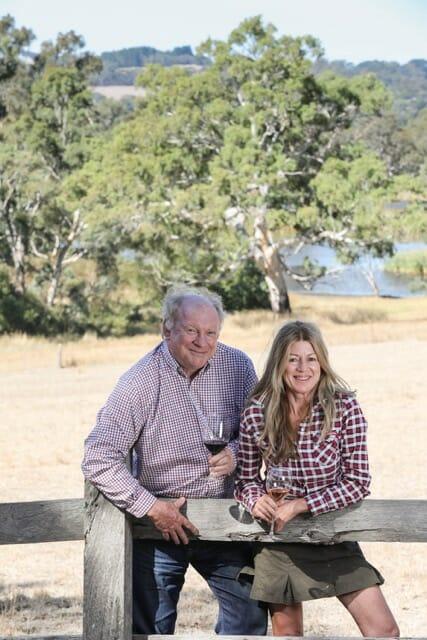 Hylton McLean & Jane Bromley