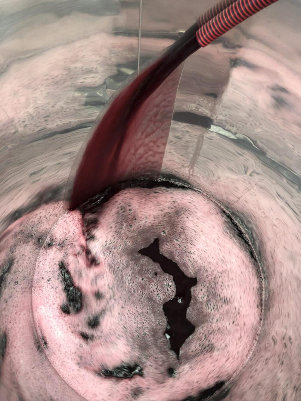 Honey Moon Vineyard Winemaking